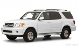 Photo 2001 Toyota Sequoia