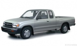 Photo 2000 Toyota Tacoma