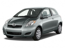 Photo 2010 Toyota Yaris
