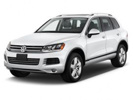 Photo 2012 Volkswagen Touareg