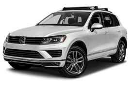 Photo 2017 Volkswagen Touareg