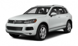 Photo 2014 Volkswagen Touareg Hybrid