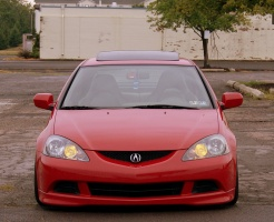 Acura  RSX tire size