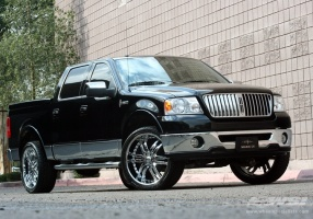 Lincoln  Mark LT tuning