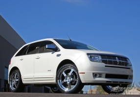 Lincoln MKX tuning