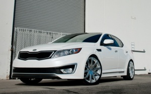 Kia Optima Hybrid tuning