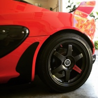 Lotus  Exige tire size