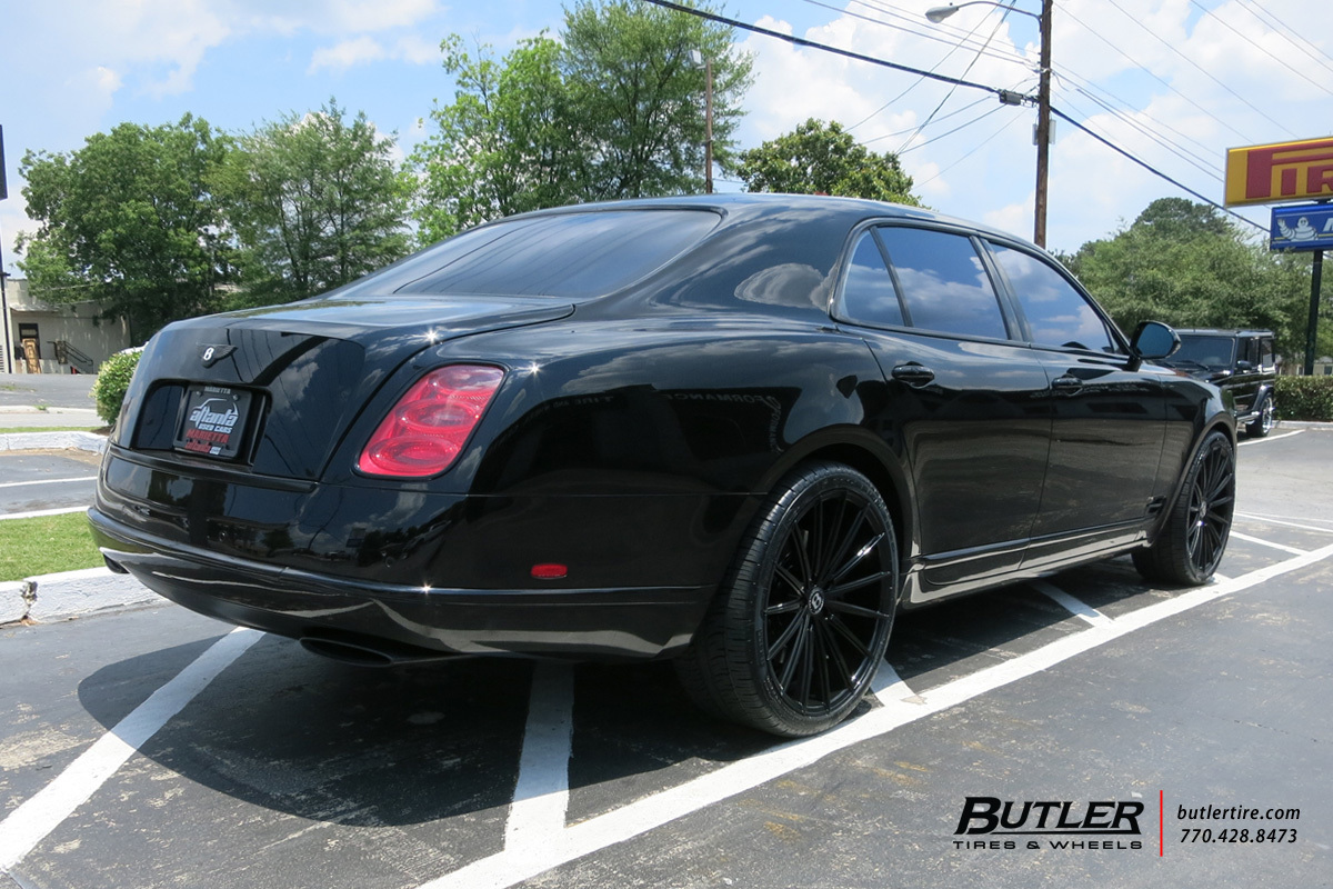 photo 4 Bentley Mulsanne Wheels Lexani Pegasus 22x, ET , tire size / R22. x ET
