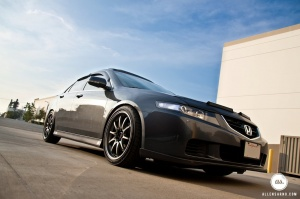 Acura TSX tire size