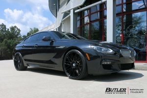 BMW 650 Gran Coupe tuning