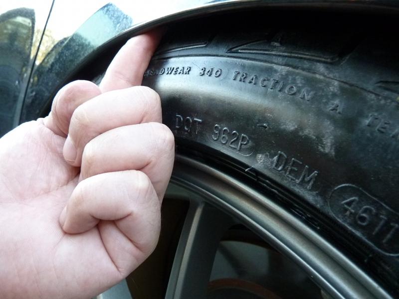 photo 4 Mitsubishi Lancer Sportback Wheels TRMotorSport MT1 18x8.5, ET +35, tire size 245/40 R18. x ET