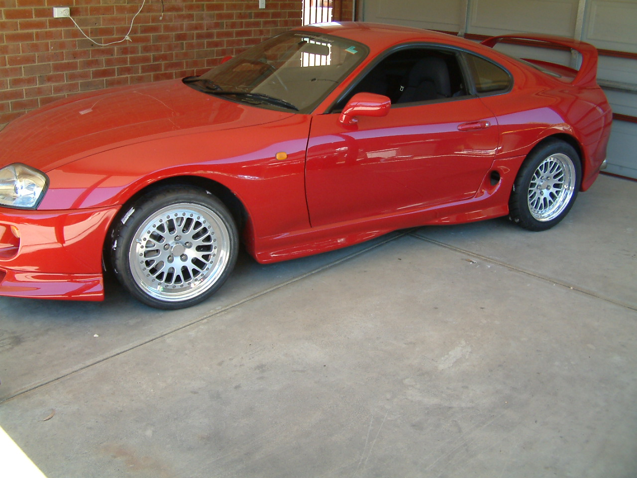 photo 4 Toyota Supra custom wheels CCW Classic 18x10.0, ET +45, tire size 285/35 R18. 17x11.5 ET+48 355/30 R17