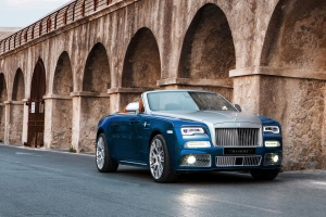 Rolls-Royce Dawn tuning