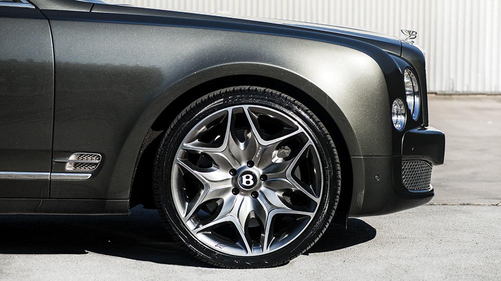photo 3 Bentley Mulsanne Wheels Kahn Split 6 22x9.5, ET , tire size / R22. x ET