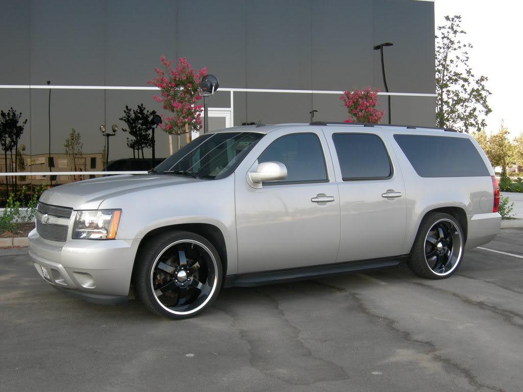 photo 3 Chevrolet Suburban 1500 Wheels Boss 330 24x, ET , tire size 275/30 R24. x ET