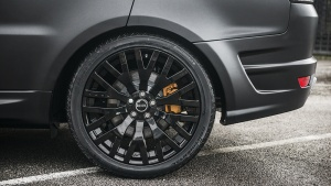 Land Rover Range Rover Sport tire size