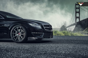 Mercedes-Benz AMG CLS tuning