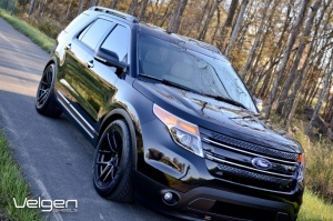 Ford Explorer tuning