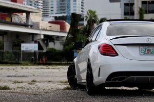 Mercedes-Benz AMG C tuning