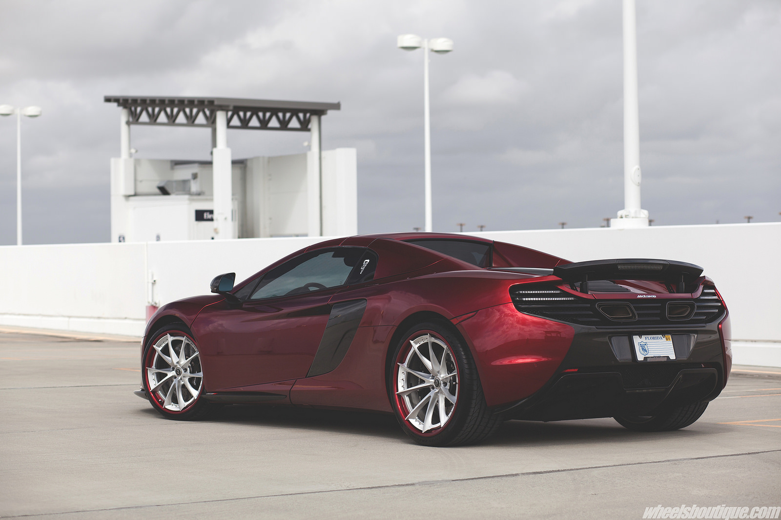 photo 2 McLaren 650S custom wheels HRE S204 20x9.0, ET , tire size 245/30 R20. 21x12.5 ET 325/25 R21