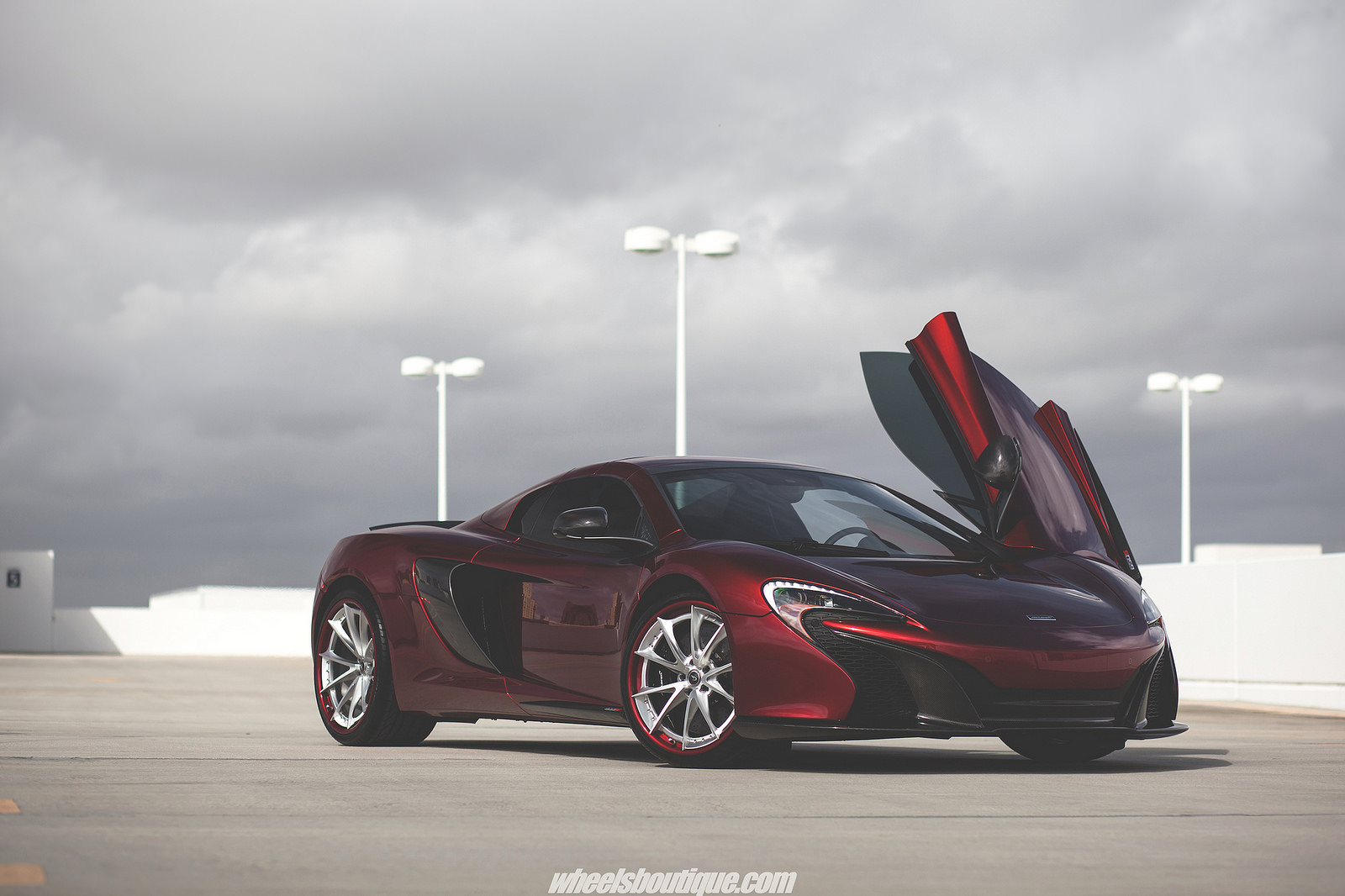 photo 4 McLaren 650S custom wheels HRE S204 20x9.0, ET , tire size 245/30 R20. 21x12.5 ET 325/25 R21