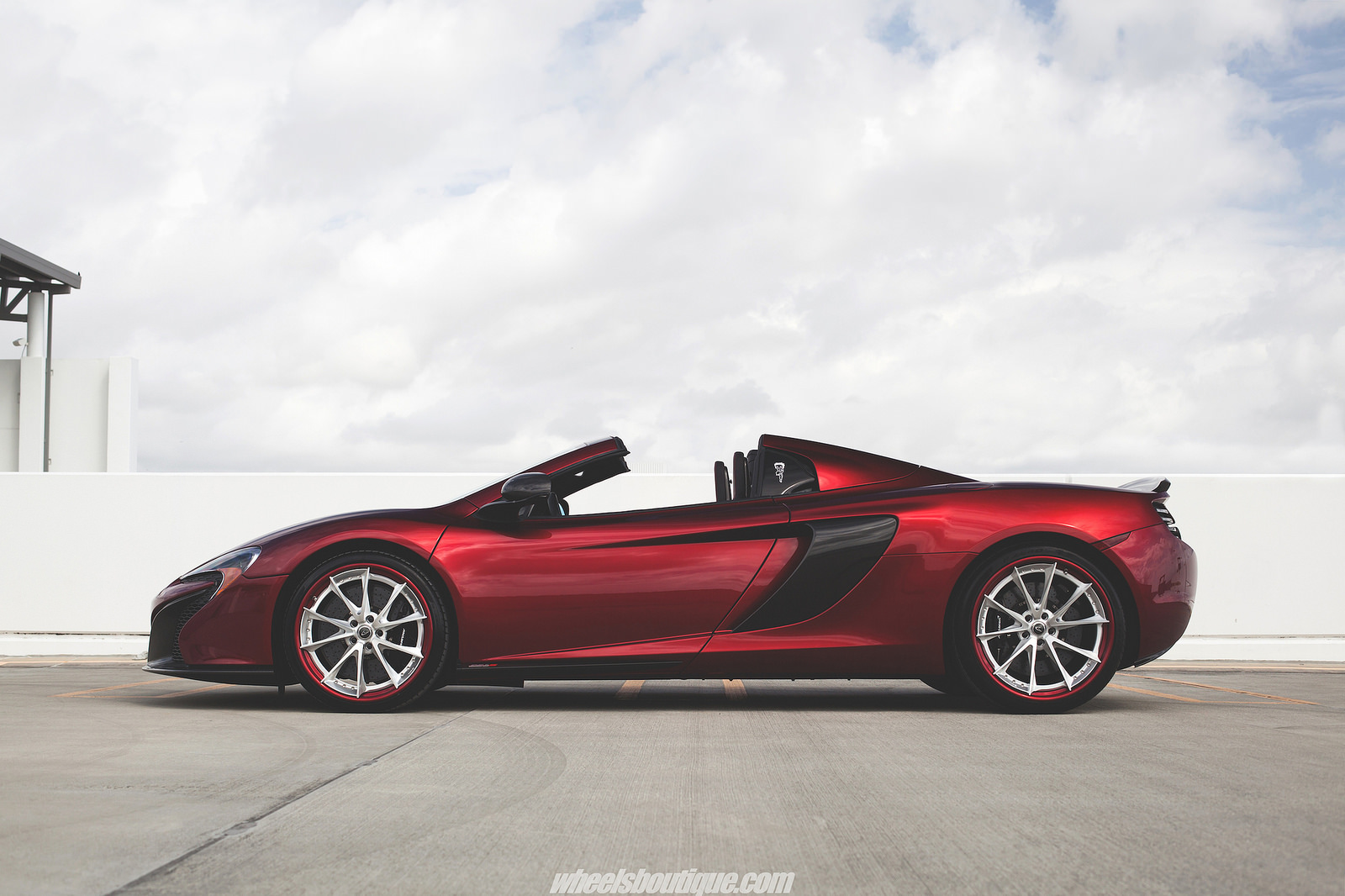 photo 5 McLaren 650S custom wheels HRE S204 20x9.0, ET , tire size 245/30 R20. 21x12.5 ET 325/25 R21