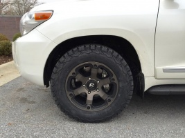 Toyota Land Cruiser tuning