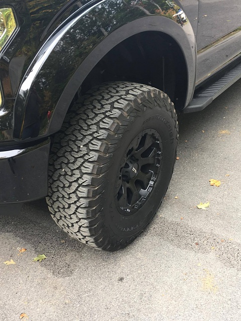 photo 2 Ford F-150 custom wheels Helo HE878 17x, ET -12, tire size / R17. x ET