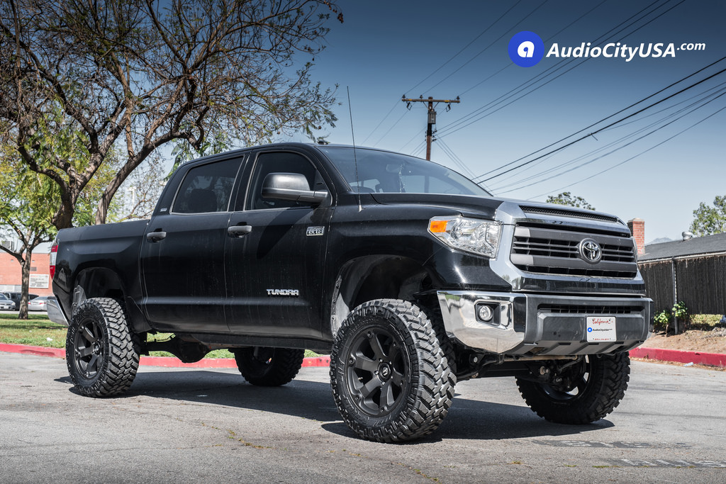 photo 6 Toyota Tundra custom wheels Fuel D564 20x9.0, ET , tire size 315/60 R20. x ET