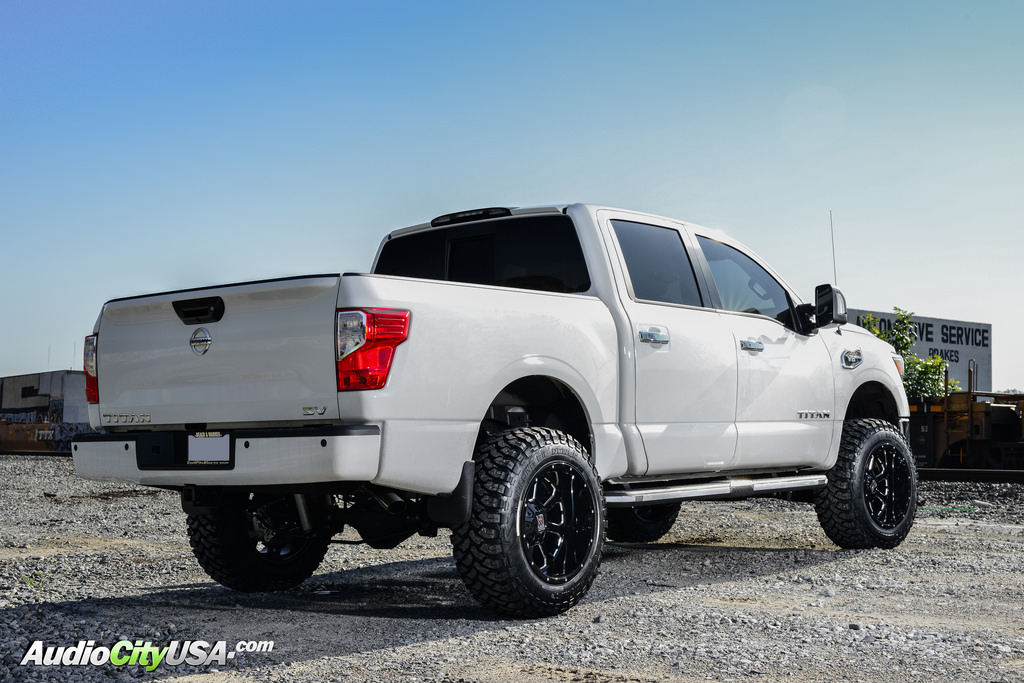 photo 3 Nissan Titan custom wheels XD Buck XD825 20x12.0, ET , tire size 315/50 R20. x ET