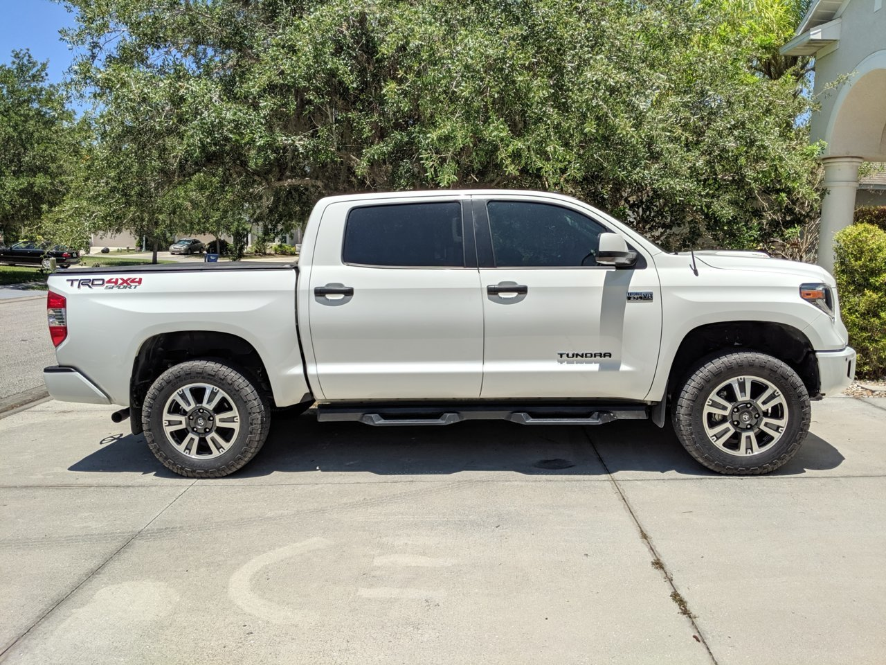 photo 2 Toyota Tundra Wheels TRD  Sport  20x, ET , tire size 275/65 R20. x ET