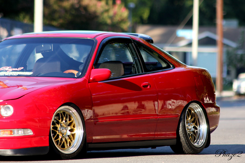 photo 5 Acura Integra custom wheels JLine SDMSL2 16x8.5, ET +15, tire size 205/40 R16. 16x8.5 ET+10