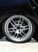 Honda Civic tire size