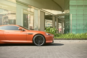 Aston Martin  Virage tuning