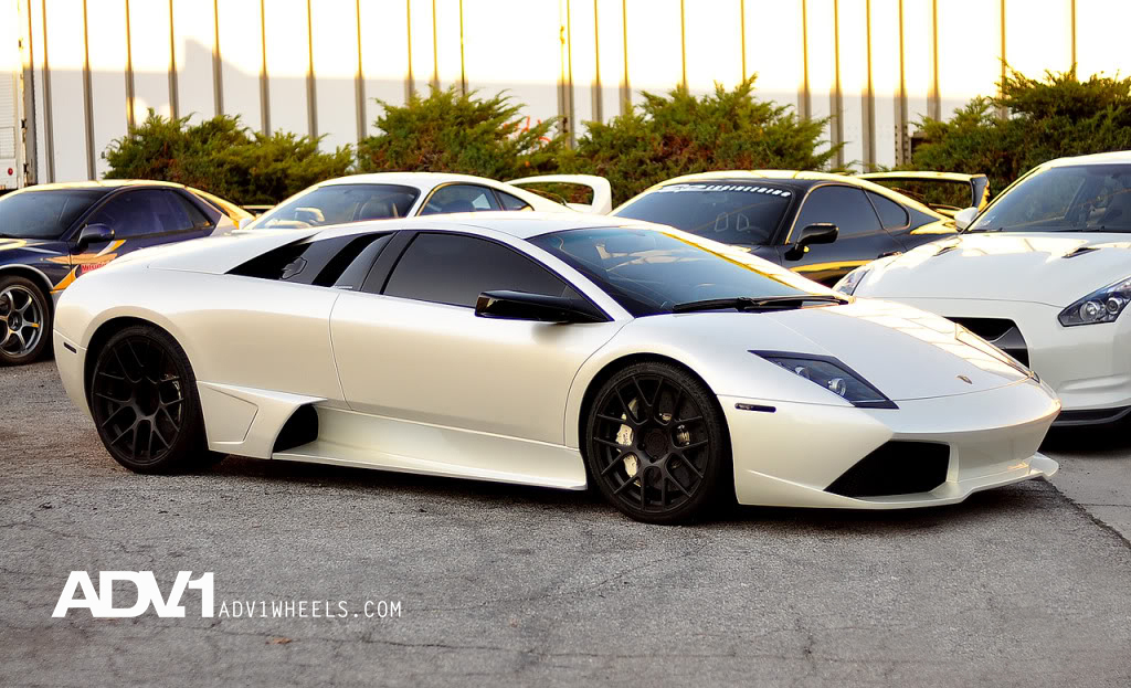 photo 3 Lamborghini  Murcielago custom wheels ADV7.1  19x8.5, ET , tire size / R19. 20x13.0 ET