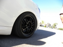 Scion tC tire size