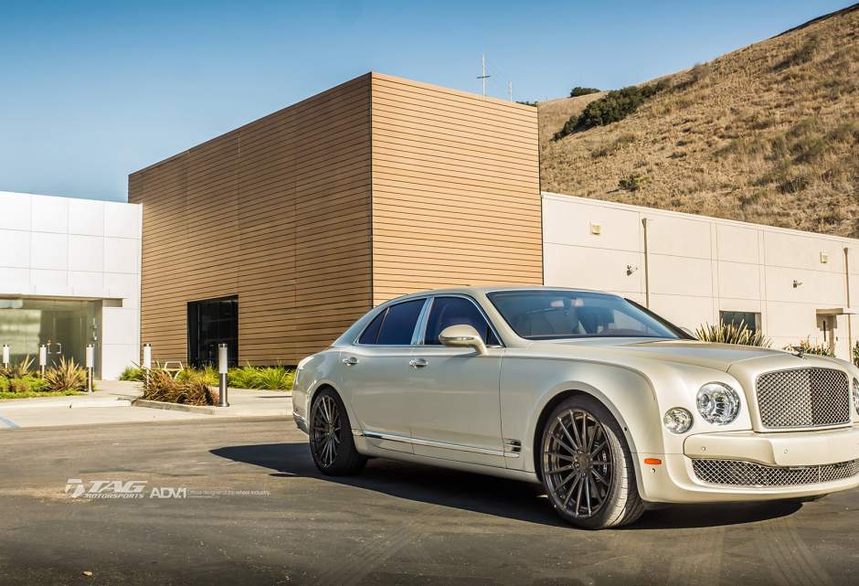 photo 3 Bentley Mulsanne Wheels ADV.1 15 MV2 SL 22x10.0, ET , tire size / R22. x ET