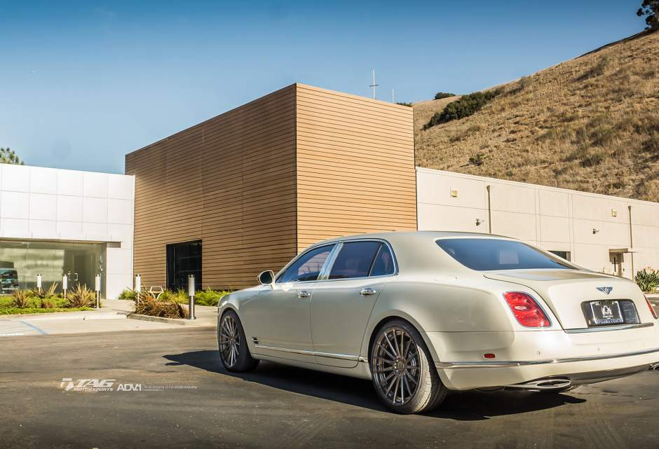 photo 4 Bentley Mulsanne Wheels ADV.1 15 MV2 SL 22x10.0, ET , tire size / R22. x ET