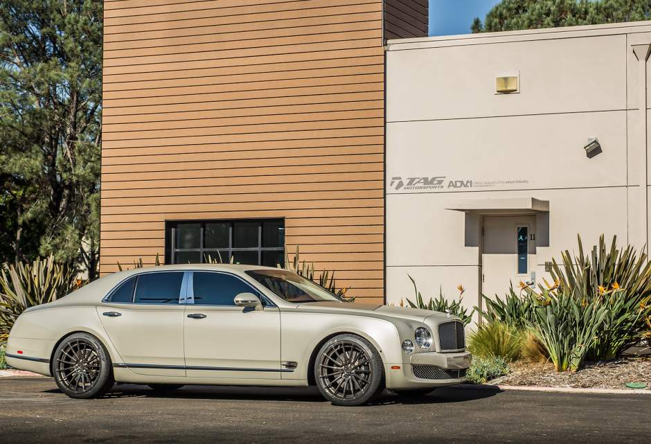photo 5 Bentley Mulsanne Wheels ADV.1 15 MV2 SL 22x10.0, ET , tire size / R22. x ET