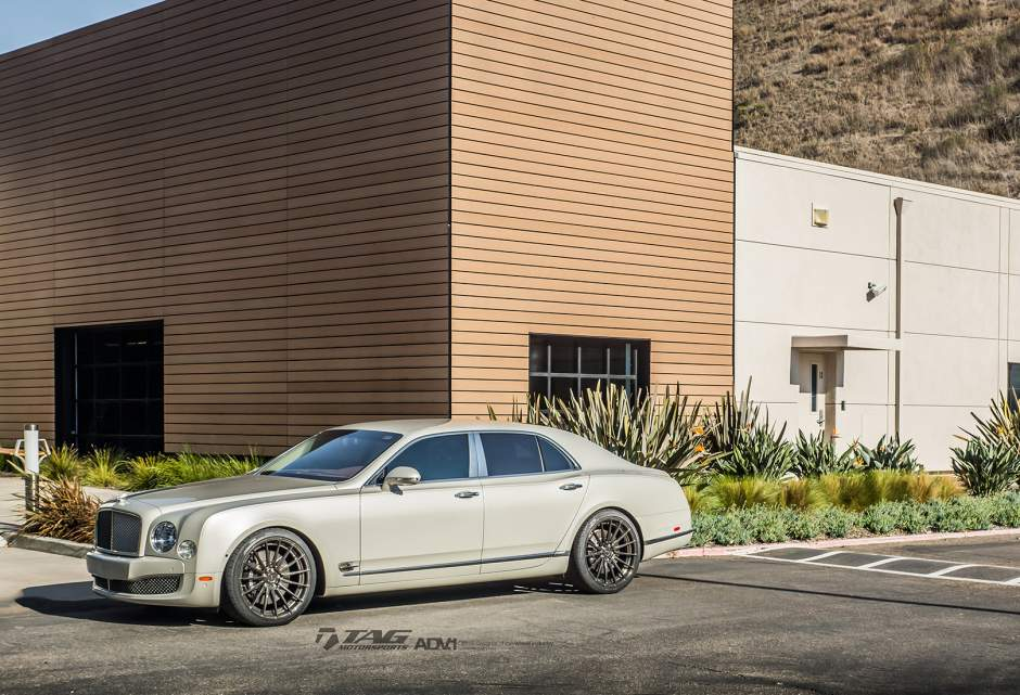 photo 7 Bentley Mulsanne Wheels ADV.1 15 MV2 SL 22x10.0, ET , tire size / R22. x ET