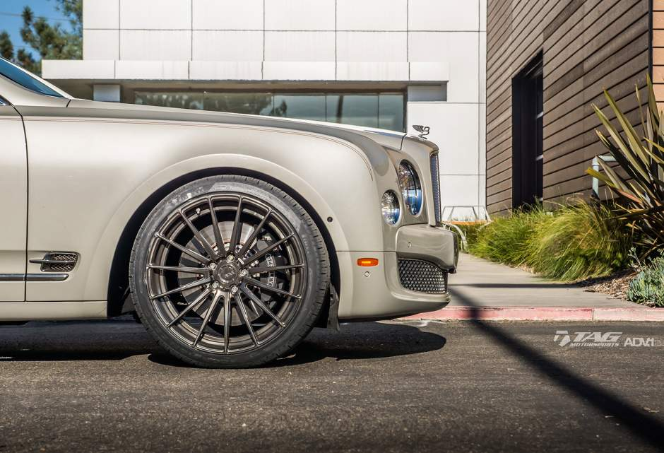 photo 1 Bentley Mulsanne Wheels ADV.1 15 MV2 SL 22x10.0, ET , tire size / R22. x ET