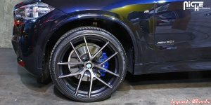 BMW X5 M tire size
