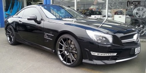 Mercedes-Benz AMG SL tuning