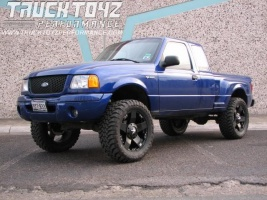 Ford Ranger tuning