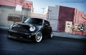 MINI  Cooper S tire size