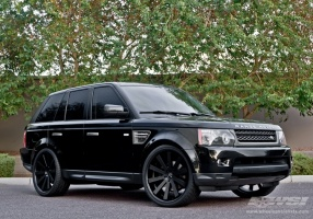 Land Rover Range Rover Sport tuning